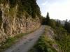 Cesta do sedla Prijevor