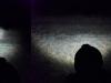 Tvar a šírka svetelného kužeľa pri krajných polohách zoomu (300 lm)
