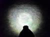 Šírka svetelného kužeľa (2 m) - stredné pásmo zoomu