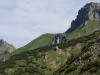 Ždiarska vidla a vrch s názvom Hlúpy