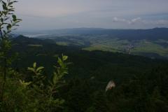 Výhľad z Troch Korún