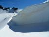 Štruktúra ľadovca v detaile