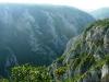 Pohľad z planiny do Zádielskej doliny