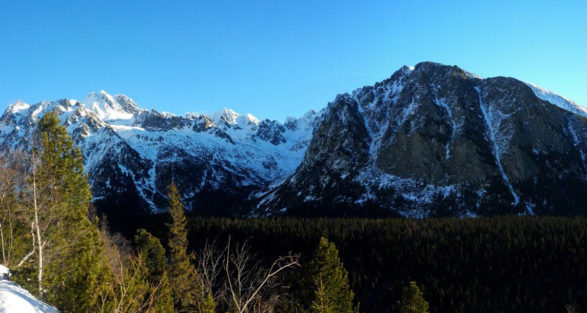 Pohľad do Zlomiskovej doliny