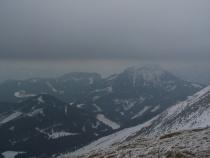 Zimný výstup na Hohe Veitsch