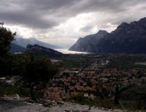 Hory v okolí Lago di Garda