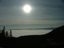 Zimný výstup na Térynku