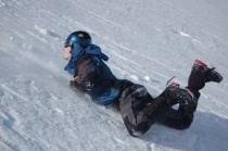 Zimná príprava v Alpách - Classic 2008