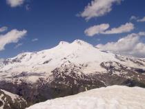 Expedícia Elbrus 2008