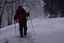 Zimný prechod Lúčanskou Malou Fatrou