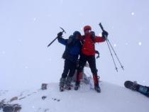 Spolu s Marekom na vrchole