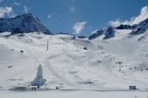 Stubaier Gletscher camp - foto