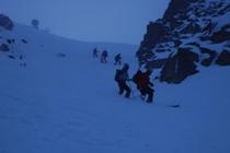 V Bulharsku na lyžiach