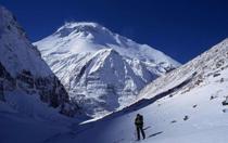 Člen Hikers v Himalájach
