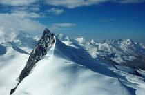 Wallis 2011 - tretí vrchol nad 4000m v rade!