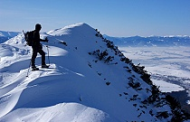 Zimný Baranec (2184m)