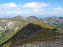 Pozdrav od Kláry - výstup na Baranec (2184 mnm)