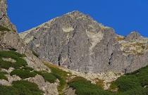 Vysoké Tatry – Kolový  štít (2418)
