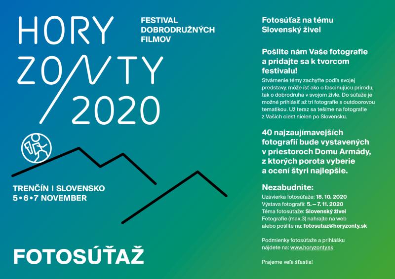 HoryZonty 2020 - fotosúťaž