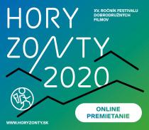 Festival HoryZonty po prvý raz v online priestore