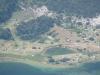 Trnovačko jazero a jeho letní obyvatelia.
