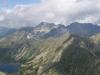 Panoráma poľskej časti Tatier