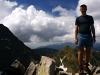 2155 m vysoký Kościelec - vrcholovka Stano (foto zverejnené so súhlasom Stana)
