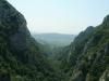Pohľad na opačnú stranu doliny
